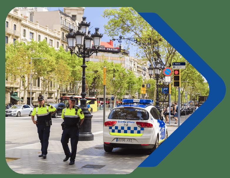Test online para oposiciones de Guardia Urbana de Barcelona