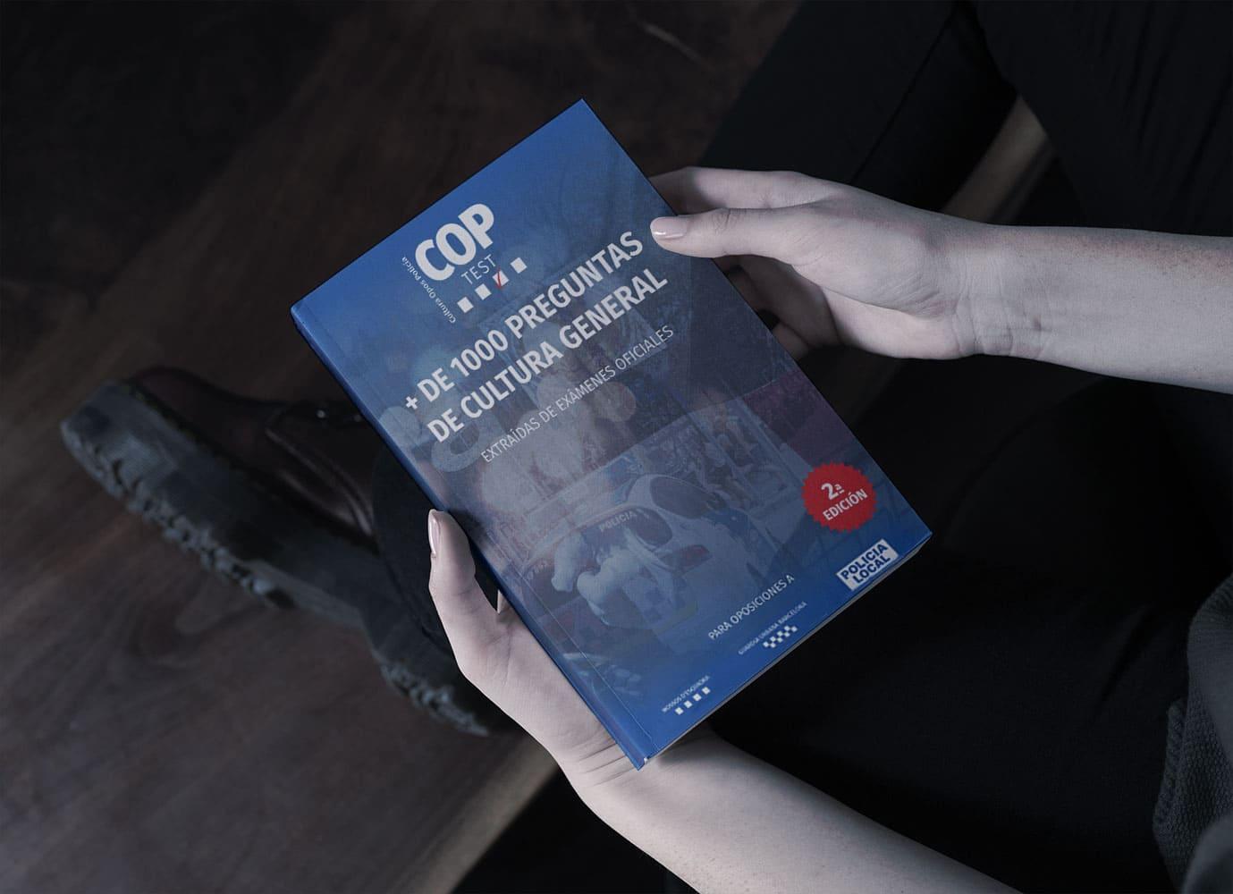 Libro de test para oposiones a la policia