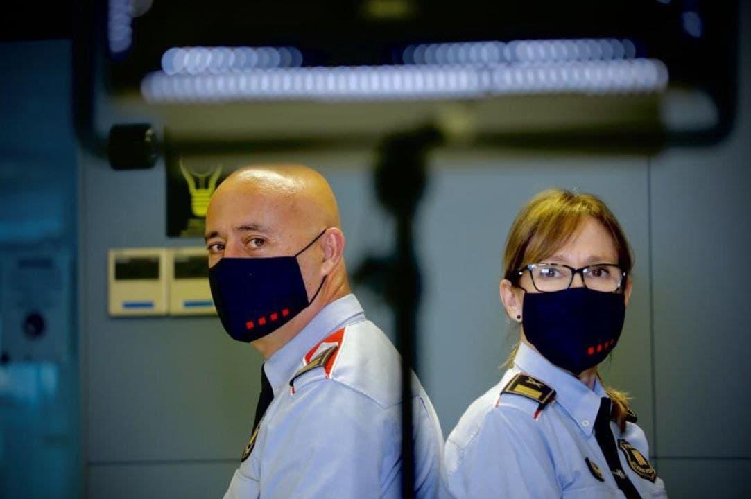 """Els comissaris en cap, sortint i entrant, dels Mossos a Barcelona debaten sobre la ciutat  """"Barcelona està més ben preparada per a la tornada dels multireincidents"""""""